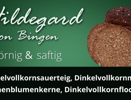 Hildegard von Bingen – körnig & saftig