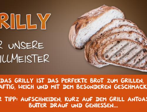 Grilly – für Grillmeister