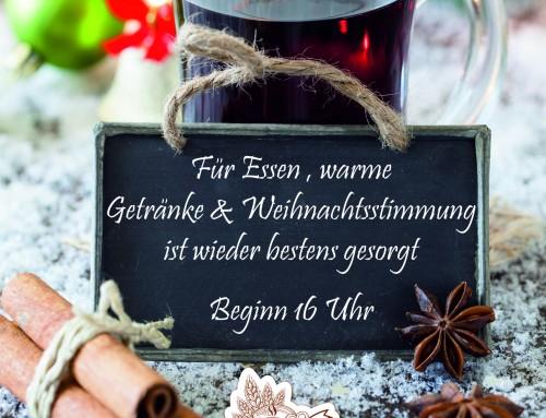 …1.12. & 2.12.2018 Weihnachtsmarkt in Hurlach